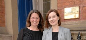 Laura Moss and Alexandra Hempsey join niche legal specialists, Wrigleys Solicitors
