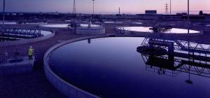 Northumbrian Water treatment works, Howdon