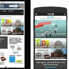 Mobile Real Estate Sites now essential - more info at agentswall.com