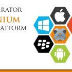Appcelerator Titanium Cross Platform