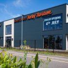 HCM built these new Harley-Davidson premises