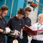 Over 1,000 apply for Siemens' apprenticeships as Newcastle operations set for £4 million investment