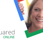 Claire graduates from Squared Online