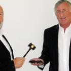 Bob Pritchard and Bill Locke