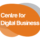 Centre for Digital Business Logo
