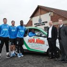 Papa John's sign partnership with Newcastle United