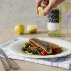 A sea bass dish
