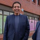 Tarek Thoma, Oven owner, and Geoff Hogg, owner of Linthorpe Developments