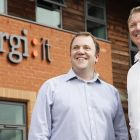 L-R – Synergi directors Justin Short and Peter Joynson