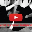 The key to YouTube success is harder than you think…