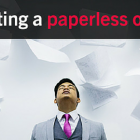 Creating a paperless office