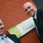 Mark Grant and Lee Barr, Portland Consulting Engineering